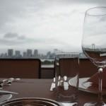 ホテル日航東京の日本料理「さくら」で祝いごと