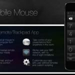 手持ちのiPhoneやAndroidをワイヤレスマウスに【Mobile Mouse】