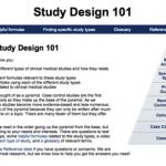 7つの研究デザインをコンパクトに学べる【Study Design 101】