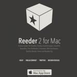 題名と本文を一覧しよう【Reeder 2 for Mac】RSSリーダーアプリなら