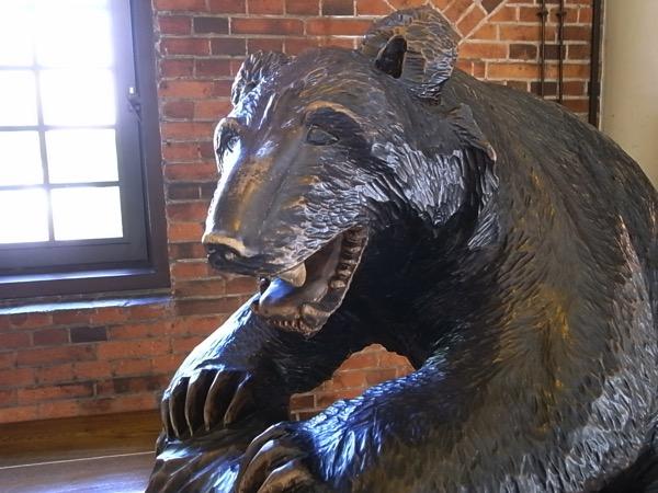 札幌のクマ