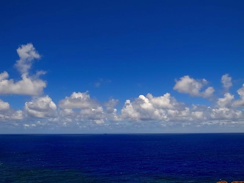 Honolulu sky
