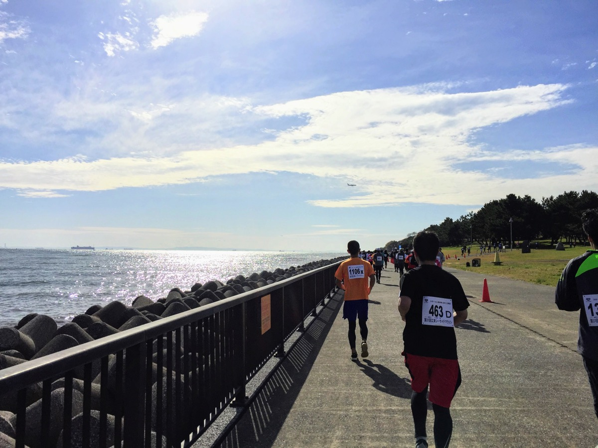 seaside MARATHON